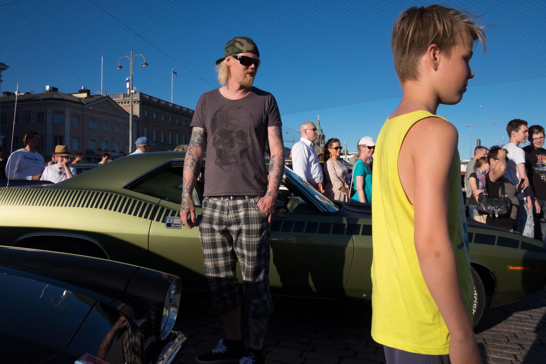 American Car Show, Helsinki Finland