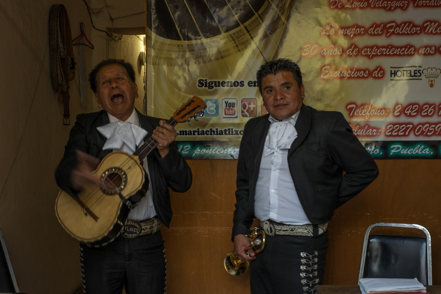 Mariachi Club, Puebla Mexico